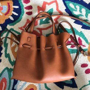 Brand new Free People drawstring bag
